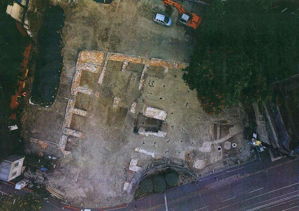 26.4 | Inizio indagini archeologiche