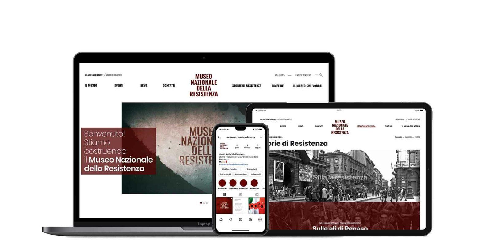 Museo Nazionale della Resistenza online