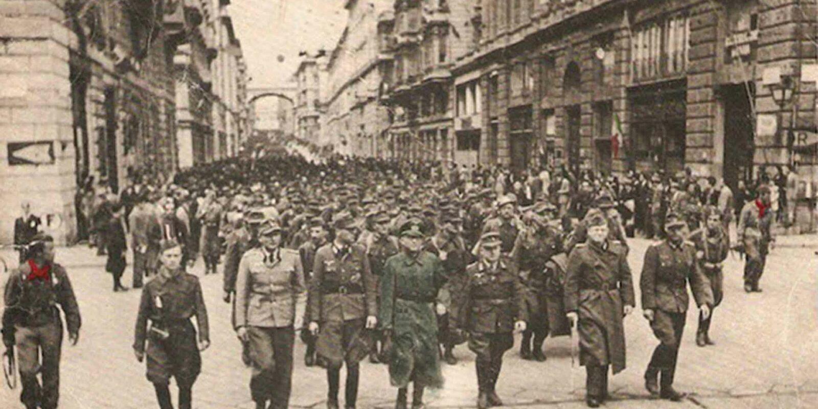 La resa di Genova nella memoria dei protagonisti Meinhold, Scappini, Romanzi