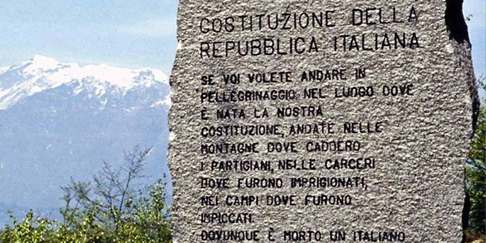 Sulle tracce della storia: contest per il trekking partigiano