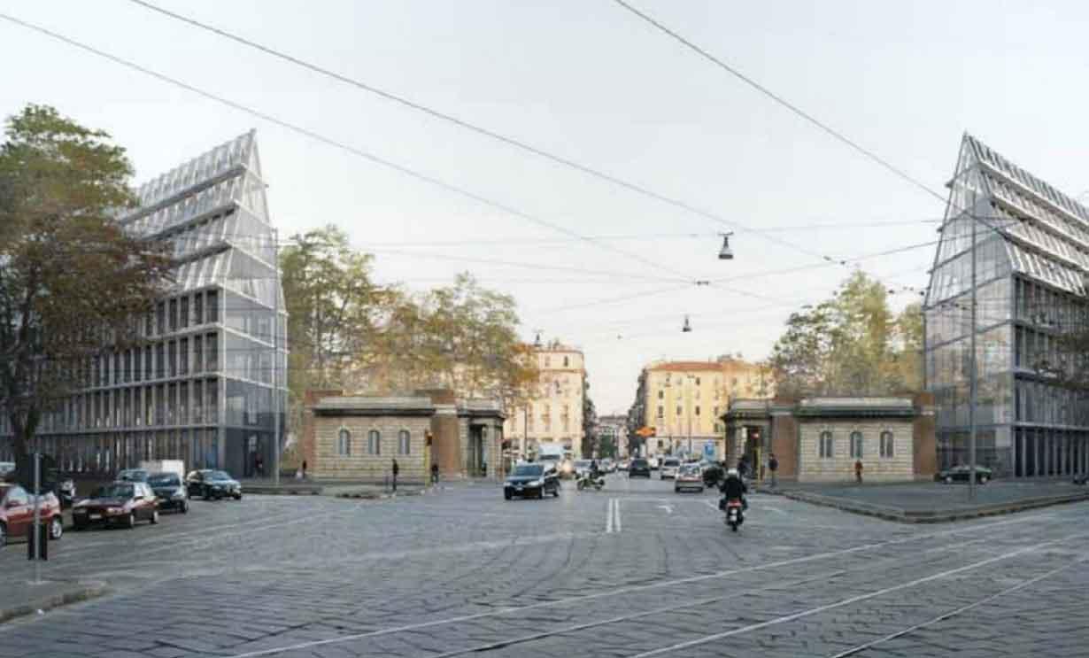 Day street view © Herzog & de Meuron
