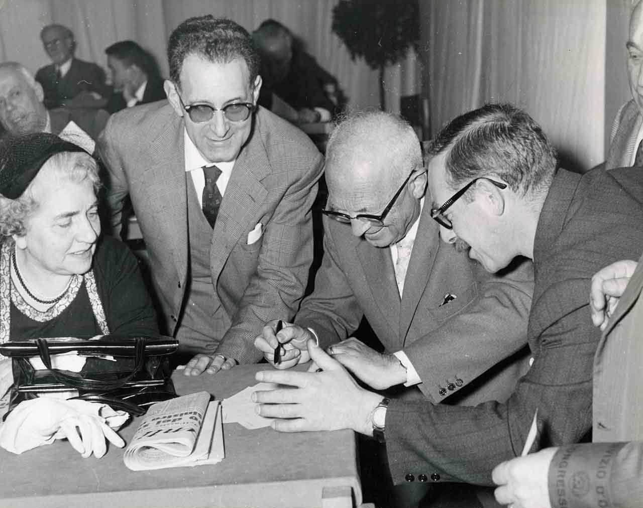 I politici italiani di PSI Partito Socialista