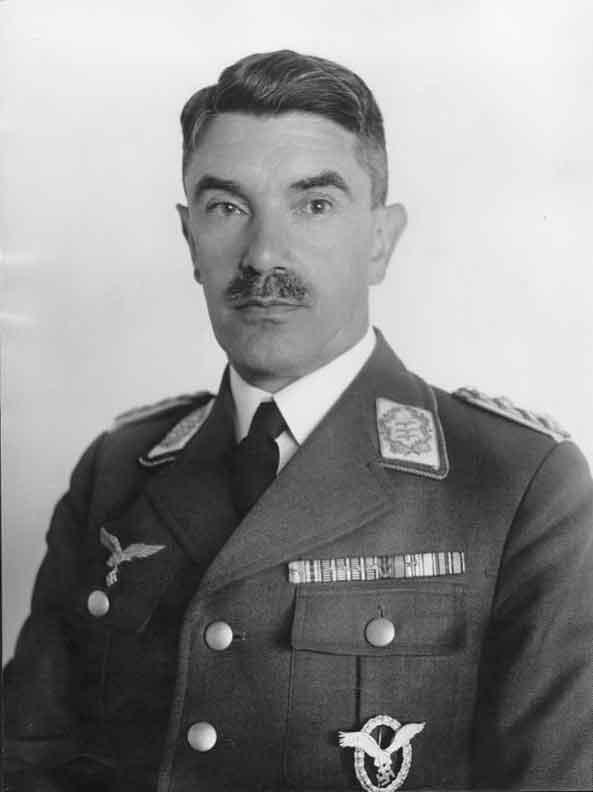 Il generale Alexander Löhr