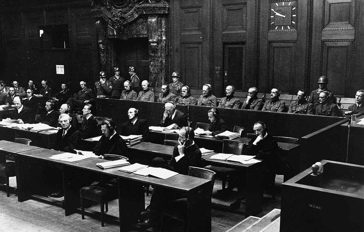 Processo di Norimberga: Hubert Lanz